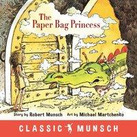 bokomslag The Paper Bag Princess