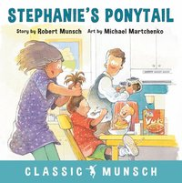 bokomslag Stephanie's Ponytail
