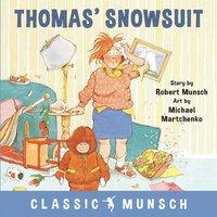 bokomslag Thomas' Snowsuit