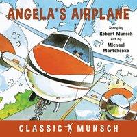 bokomslag Angela's Airplane