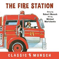 bokomslag The Fire Station