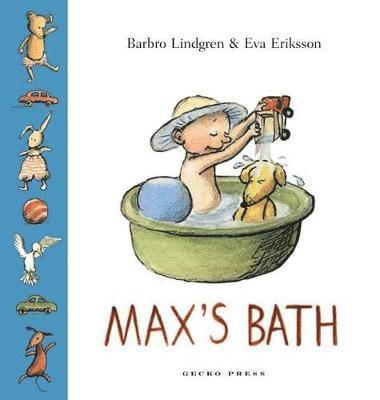 bokomslag Maxs bath