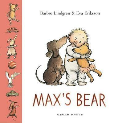 bokomslag Maxs Bear
