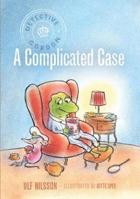 bokomslag Detective Gordon: A Complicated Case