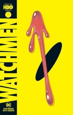 bokomslag Watchmen