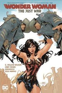 bokomslag Wonder Woman Volume 1: The Just War
