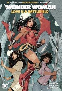 bokomslag Wonder Woman Volume 2: Love is a Battlefield