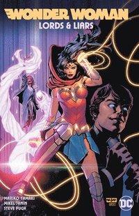 bokomslag Wonder Woman: Lords &; Liars