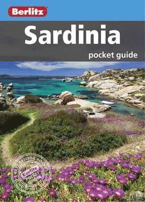 bokomslag Berlitz Pocket Guide Sardinia