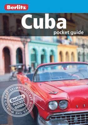 bokomslag Berlitz Pocket Guide Cuba