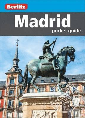 bokomslag Madrid Pocket Guide