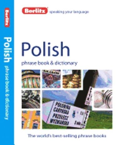 bokomslag Polish Phrase Book & Dictionary (4th Ed.)