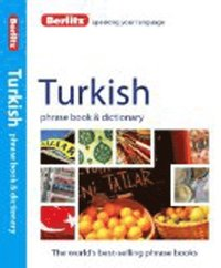 bokomslag Turkish phrase book & dictionary