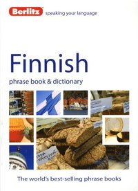 bokomslag Finnish phrase book & dictionary
