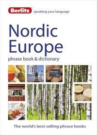 Nordic Europe Phrase Book & Dictionary: Norwegian, Swedish, Danish, & Finnish