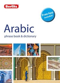 bokomslag Arabic Phrasebook & dictionary