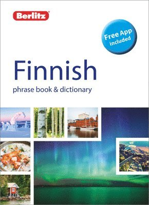 bokomslag Finnish Phrase Book & Dictionary