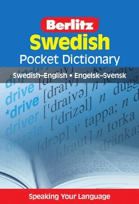 bokomslag Swedish Pocket Dictionary