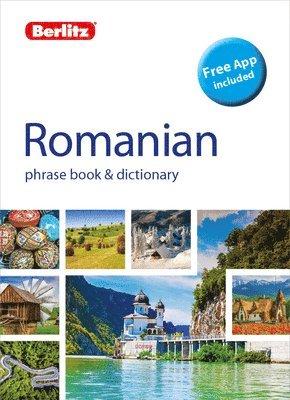 bokomslag Berlitz Phrase Book & Dictionary Romanian(Bilingual dictionary)