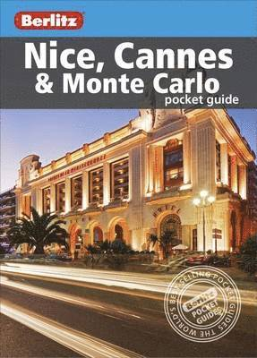 bokomslag Nice, Cannes & Monte Carlo Pocket Guide