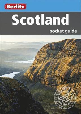 bokomslag Berlitz Pocket Guide Scotland