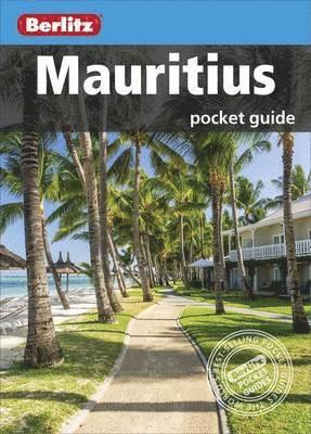 bokomslag Berlitz Pocket Guide Mauritius