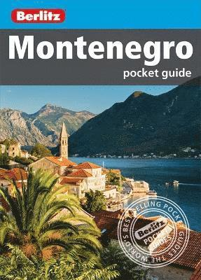 bokomslag Berlitz Pocket Guide Montenegro