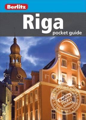 bokomslag Riga Pocket Guide