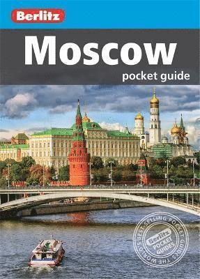 bokomslag Moscow Pocket guide