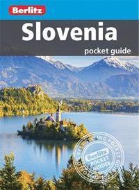 bokomslag Berlitz pocket guide slovenia