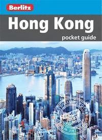 bokomslag Hong Kong Berlitz