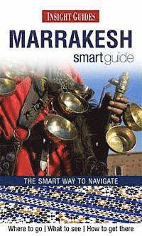 bokomslag Marrakesh Smart Guide