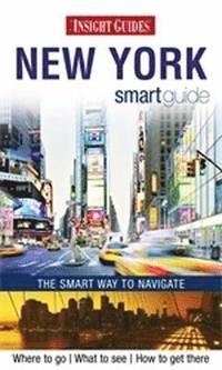 bokomslag New York City Smart Guide