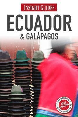 bokomslag Insight Guides: Ecuador and Galapagos