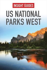 bokomslag US National Parks West