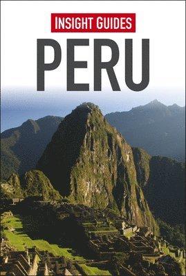bokomslag Insight Guides Peru