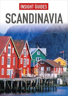 bokomslag Insight Guides Scandinavia