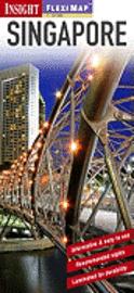 bokomslag Insight Flexi Map: Singapore