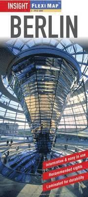 bokomslag Berlin Insight Flexi Map