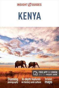 bokomslag Insight Guides Kenya (Travel Guide with Free eBook)