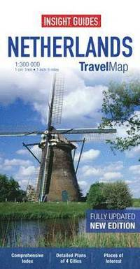 Insight Travel Map: Netherlands