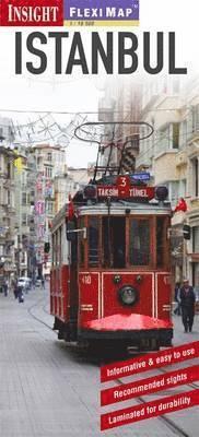 bokomslag Insight Flexi Map: Istanbul