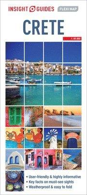 Crete - Insight Flexi Map 1