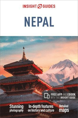 bokomslag Nepal - Insight Guides