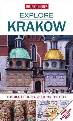 bokomslag Explore krakow - the best routes around the city