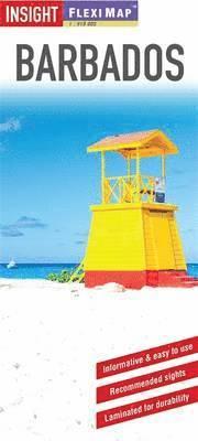 bokomslag Barbados Insight Flexi Map