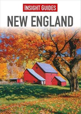 bokomslag Insight Guides: New England