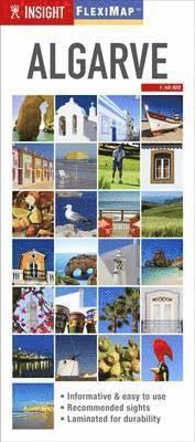 bokomslag Insight Guides Flexi Map Algarve