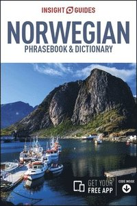 bokomslag Insight Guides Phrasebook Norwegian