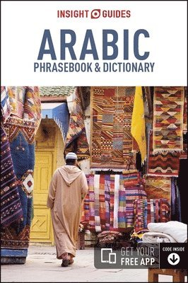 bokomslag Insight Guides Phrasebook Arabic